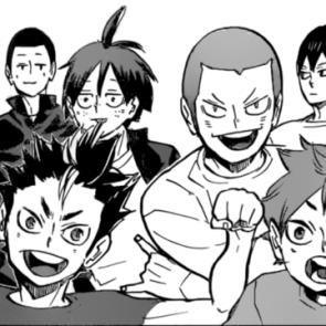 ¿Donde continua el manga de Haikyuu tras la 3 temporada del anime?