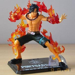 Figura de Portgas D Ace (14cm) Figuras de One Piece Merchandising de One Piece