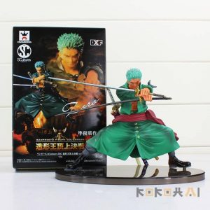 Roronoa Zoro 3D2Y Figuras de One Piece Merchandising de One Piece