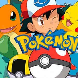 Merchandising de Pokémon