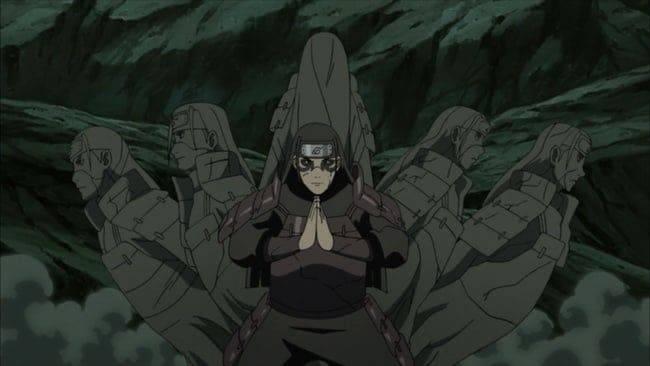 hashirama senju personaje