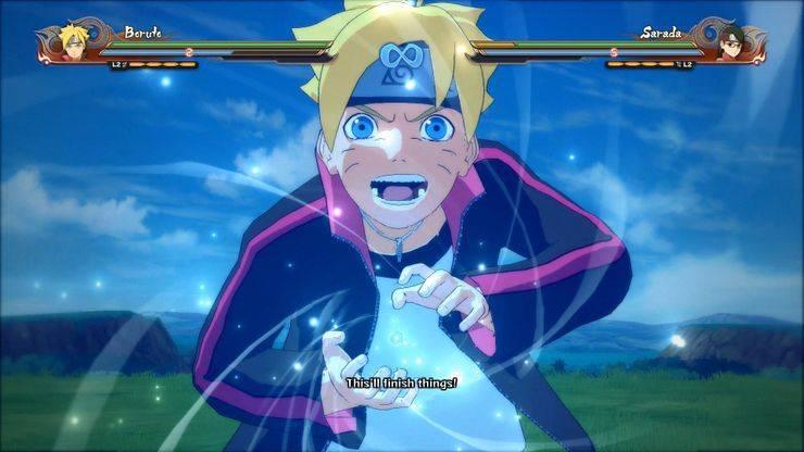 juegos Naruto Shippuden Ultimate Ninja Storm 4