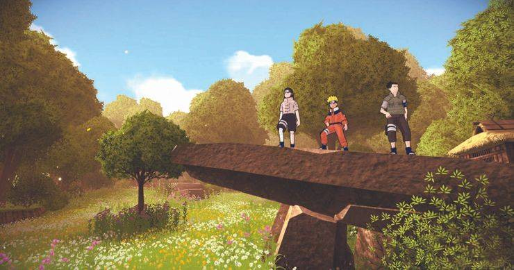 mejores juegos de Naruto shippuden