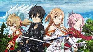 animes que ver despues de sao