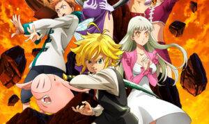 cuarta temporada Nanatsu no Taizai
