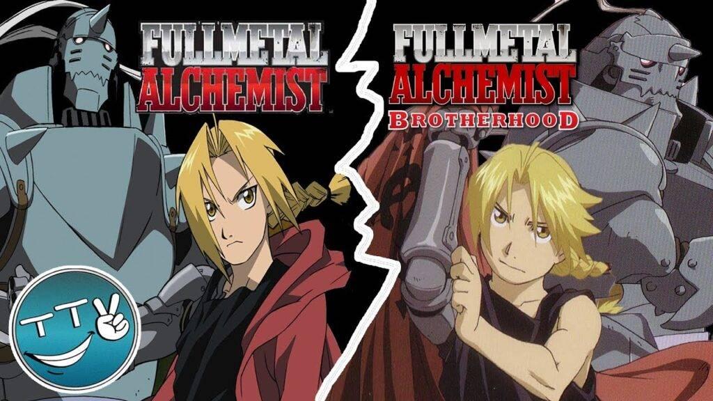 que serie de fullmetal alchemist es mejor