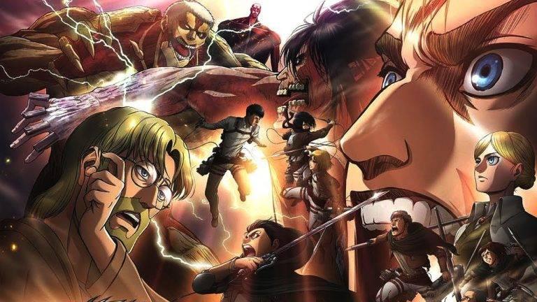 Shingeki no Kyojin 4º temporada