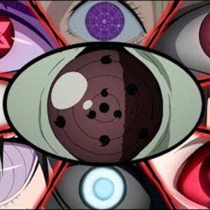 Guía de poderes oculares de Naruto