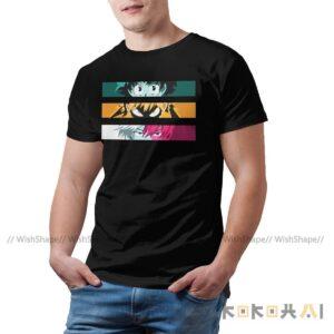 Camiseta Boku No Hero para caballeros Boku no Hero Camisetas Ropa
