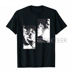 Camiseta de Asta y Yuno de Black Clover Black Clover Camisetas de anime