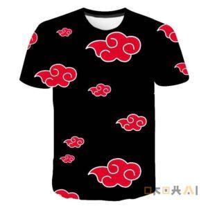 Camiseta temática de Naruto (distintos modelos) Camisetas de Naruto Merchandising de Naruto Ropa