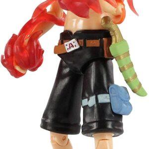 ABYstyle Figura articulable y personalizable de Ace Figuras de One Piece Merchandising de One Piece Productos premium