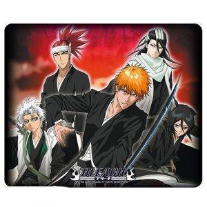 Alfombrilla PC Ichigo & Shinigamis Bleach (3 mm de espesor) Bleach Productos premium