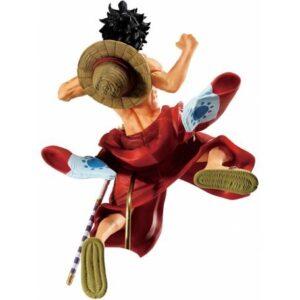 Bandai figura Ichibansho de Luffytaro One Piece (13 CM) Figuras de One Piece Merchandising de One Piece Productos premium