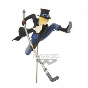Banpresto figura Banpresto Sabo (20cm) One Piece Figuras de One Piece Merchandising de One Piece Productos premium