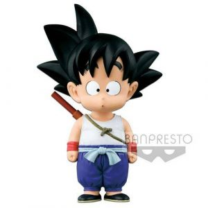 Figura Banpresto Goku Niño Dragon Ball (14.cm) Figuras de Dragon Ball Merchandising de Dragon Ball Productos premium