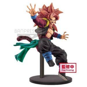 Figura Banpresto SS 4 Gogeta Dragon Ball (18.cm) Figuras de Dragon Ball Merchandising de Dragon Ball Productos premium