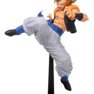 Figura Banpresto SS Gogeta IX Dragon Ball (19.cm) Figuras de Dragon Ball Merchandising de Dragon Ball Productos premium