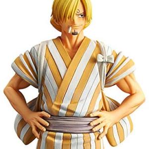 Figura Banpresto Sangoro Wanokuni Grandline One Piece (17 cm) Figuras de One Piece Merchandising de One Piece Productos premium