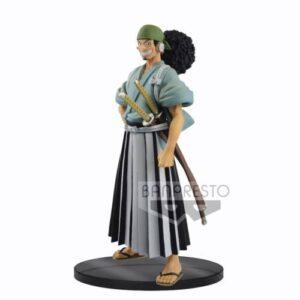 Figura Banpresto Wanokuni Uso-Hachi Vol. 6 One Piece (17.cm) Figuras de One Piece Merchandising de One Piece Productos premium