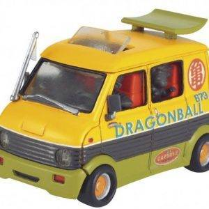 Figura Mutenrohi Wagon Model Kit Dagon Ball (8.cm) Merchandising de Dragon Ball Productos premium