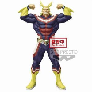 Figura de All Might Grandista de Boku no Hero BANPRESTO (28cm) Boku no Hero Figuras de Boku No Hero Productos premium