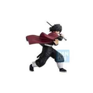 Figura de Giyu Tomioka ICHIBANSHO de Kimetus no Yaiba BANDAI (15cm) Sin categoría