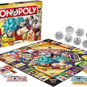 Monopoly Dragon Ball Super Ed. Limitada Sin categoría