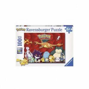 Puzzle de la 1º Generación de pokémon (100 piezas) Merchandising de Pokémon Productos premium