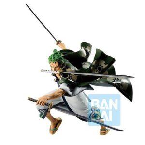 Zorojuro Full Force Ichibansho Bandai de One Piece(19cm) Figuras de One Piece Merchandising de One Piece Productos premium