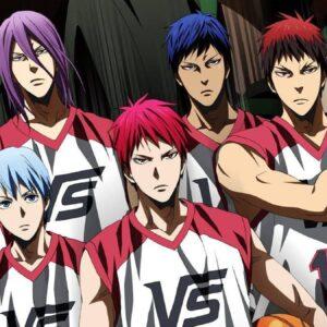 Merchandising Kuroko no Basket