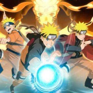 Merchandising de Naruto