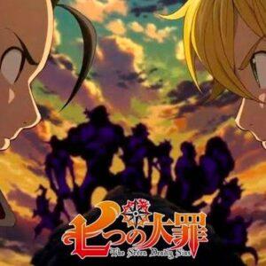 series como nanatsu no taizai