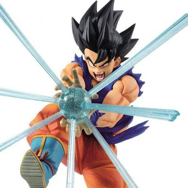 Figura Banpresto Goku Materia Dragon Ball (15 cm)