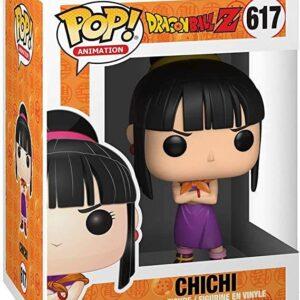 Figura POP Chi Chi Dragon Ball (9 cm) Figuras de Dragon Ball Merchandising de Dragon Ball