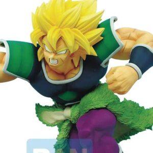 Figura Banpresto Broly Z Battle Dragon Ball (19 cm) Figuras de Dragon Ball Merchandising de Dragon Ball Productos premium