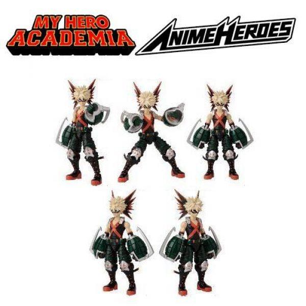 Figura Anime Heroes Katsuki My Hero Academia (14.cm) Boku no Hero Figuras de Boku No Hero Productos premium