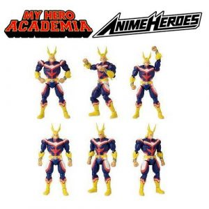 Figura Banpresto All Might My Hero Academia (14.cm) Boku no Hero Figuras de Boku No Hero Productos premium