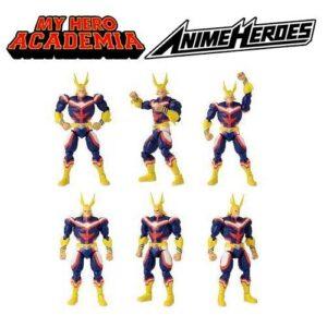 Figura Banpresto All Might My Hero Academia (14.cm) Boku no Hero Figuras de Boku No Hero Productos premium