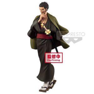 Figura Banpresto Dracule Mihawk One Piece (20 cm) Figuras de One Piece Merchandising de One Piece Productos premium