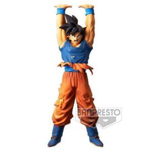 Figura Banpresto Goku Energy Spirit Dragon Ball (23.cm) Figuras de Dragon Ball Merchandising de Dragon Ball Productos premium