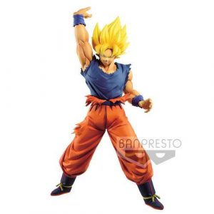 Figura Banpresto Goku Maximatic Dragon Ball (25.cm) Figuras de Dragon Ball Merchandising de Dragon Ball Productos premium