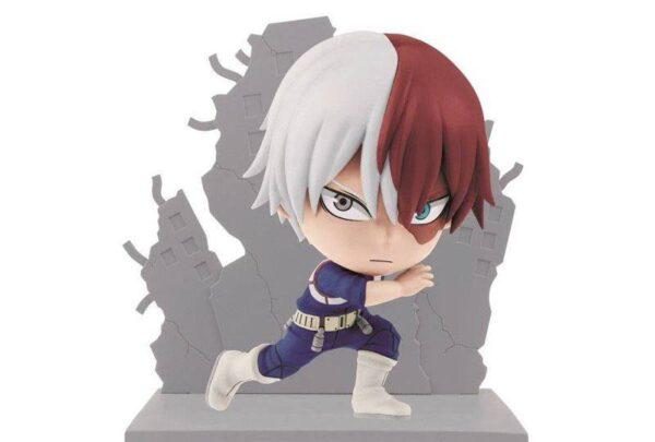 Figura Banpresto Shoto My Hero Academia (10.cm) Boku no Hero Figuras de Boku No Hero Productos premium