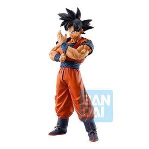 Figura Ichibansho Son Goku de Dragon Ball (25.cm) Figuras de Dragon Ball Merchandising de Dragon Ball Productos premium