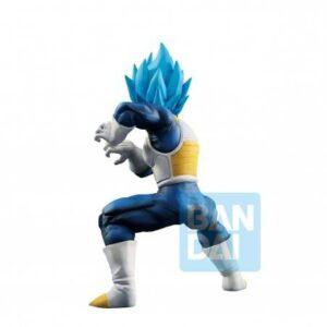 Figura Ichibansho Vegeta Evolvet Dragon Ball (18.cm) Figuras de Dragon Ball Merchandising de Dragon Ball Productos premium