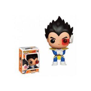 Figura POP Vegeta Traje Sayaying de Dragon Ball (9.cm de alto) Figuras de Dragon Ball Merchandising de Dragon Ball Productos premium