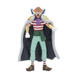 Figura del Pirata Baggy de One Piece (12.cm) Figuras de One Piece Merchandising de One Piece Productos premium