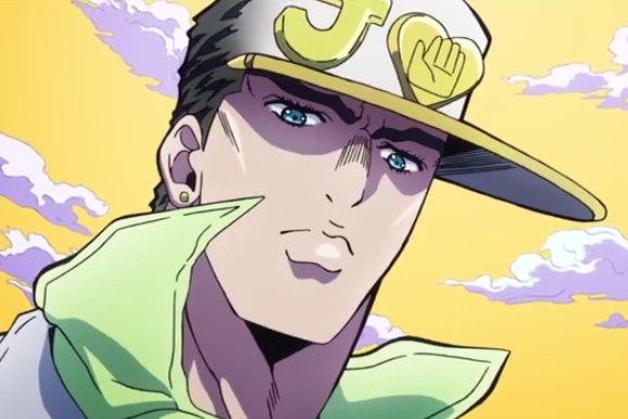 Jotaro Kujo diamond is unbreakable
