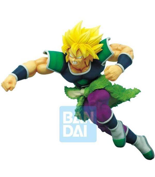 Figura Banpresto Broly Z Battle Dragon Ball (19 cm)