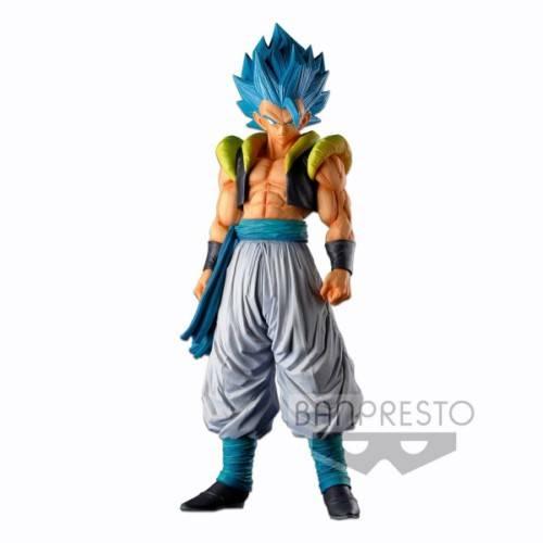 Figura Banpresto Gogeta Master Dragon Ball (34 cm) Figuras de Dragon Ball Merchandising de Dragon Ball Productos premium